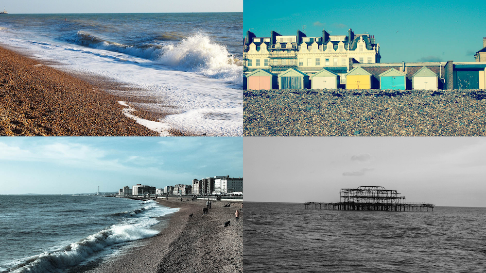 Brighton seaside